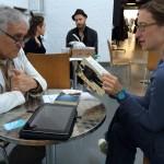 uha - Verleger Michael Fischer aus Berlin im Gespräch