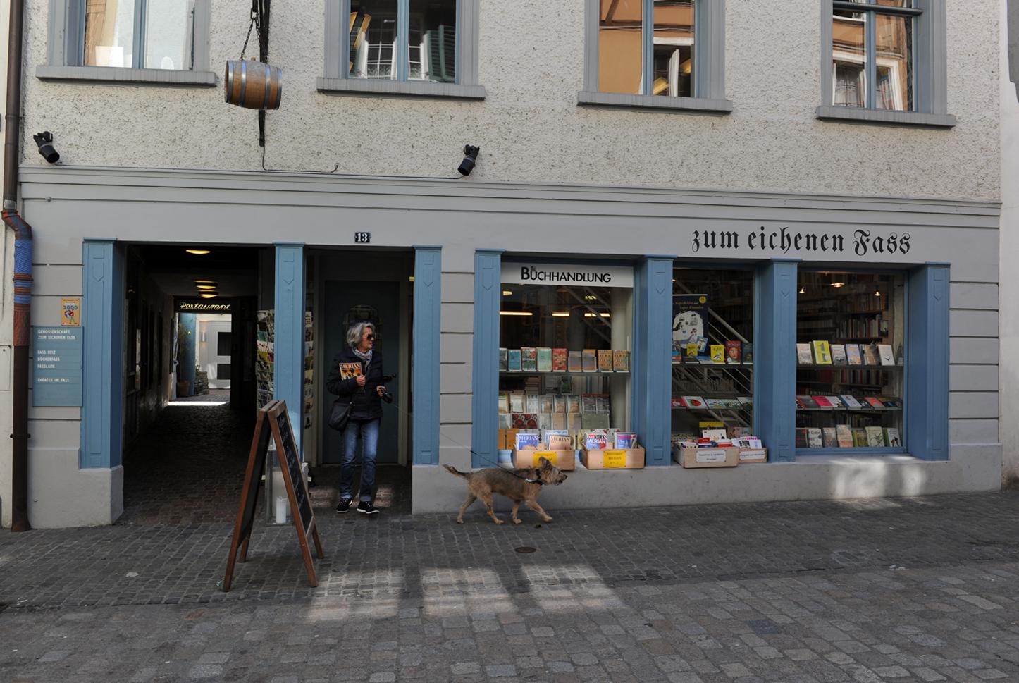 Die Krux mit dem BZ und das Überleben im Schweizer Buchmarkt