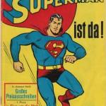 Comics-Cover aus den 1950er Jahren